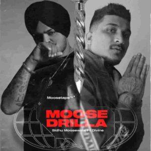 Divine MooseDrilla Sidhu Moose Wala Lyrics Status Download Rap Song Main hanikarak teri sehat lyi na menu sainta maar WhatsApp video black.