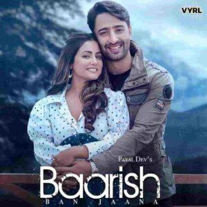 Stebin Ben Baarish Ban Jaana Payal Dev Lyrics Status Download Hindi Song jo kam pad jaye saansein tu mera dil ban jana WhatsApp status video.